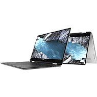 Dell XPS 15 (9575) Touch strieborný