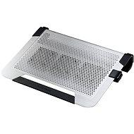Cooler Master NotePal U3 PLUS strieborná