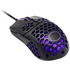 Cooler Master LightMouse MM711, herná myš, optická, 16000 DPI, RGB, matná čierna