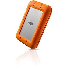 Lacie Rugged Mini 5 TB, sivý