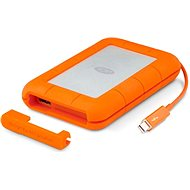 LaCie 2.5 Rugged 500GB Thunderbolt SSD USB-C