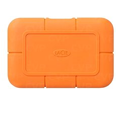 Lacie Rugged SSD 1TB, oranžový