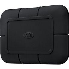 Lacie Rugged Pro 2 TB, čierny