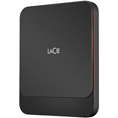 Lacie Portable SSD 2 TB, čierny