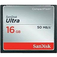 SanDisk Compact Flash 16 GB Ultra