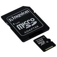 Kingston micro SDXC 64 GB Class 10 UHS-I
