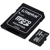 Kingston MicroSDHC 8 GB Class 10 UHS-I Industrial Temp