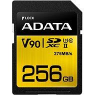ADATA Premier ONE SDXC 256 GB UHS-II U3 Class 10