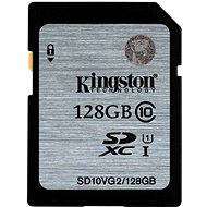 Kingston SDXC 128 GB Class 10 UHS-I
