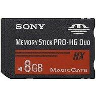 Sony Memory Stick PRO-HG Duo HX 8GB