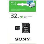 Sony micro SDHC 32 GB Class 10 UHS-I