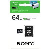 Sony micro SDHC 64GB Class 10 UHS-I