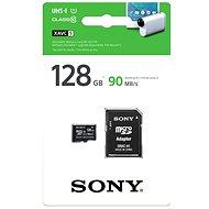 Sony micro SDXC 128GB Class 10 UHS – I, rýchlosť čítania 90MB/s