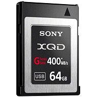 Sony XQD 64 GB rad G