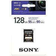 Sony SDXC 128GB Class 10 Pre