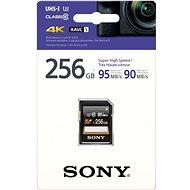 Sony SDXC 256 GB Class 10 Pro UHS-I 95 MB/s