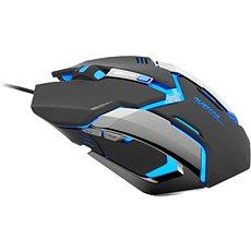 E-Blue Auroza Gaming, čierna
