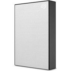 Seagate Backup Plus Portable 5 TB Silver