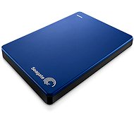 Seagate BackUp Plus Slim Portable 2 TB modrý