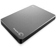 Seagate BackUp Plus Slim Portable 2 TB strieborný
