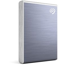 Seagate One Touch Portable SSD 2 TB, modrý