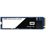 WD Black PCIE SSD 512GB
