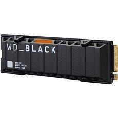 WD Black SN850 2TB Heatsink