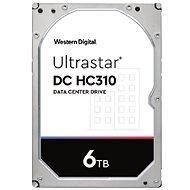 Western Digital 6TB Ultrastar DC HC310 SATA HDD