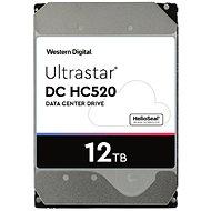 Western Digital 12TB Ultrastar DC HC520 SATA HDD
