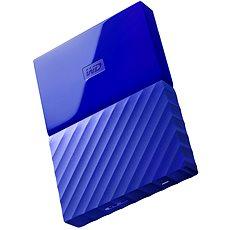 WD 2,5 My Passport 1 TB modrý