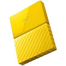 WD 2,5 My Passport 1 TB žltý