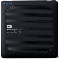 WD 2.5 My Passport Wireless Pro 4 TB čierne