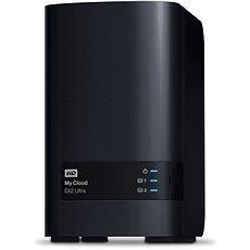 WD My Cloud EX2 Ultra 24 TB (2× 12 TB)