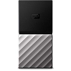WD My Passport SSD 2TB Silver/Black