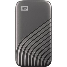 WD My Passport SSD 2 TB Gray