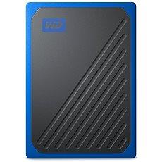 WD My Passport GO SSD 2TB modrý