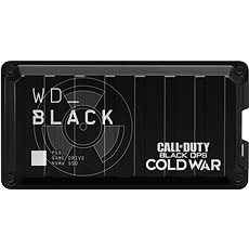 WD BLACK P50 SSD Game drive 1 TB Call of Duty: Black Ops Cold War Special Edition