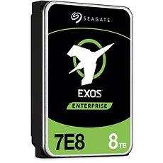 Seagate Exos 7E8 8 TB Base FastFormat SAS