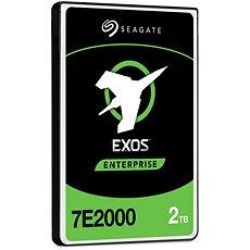 Seagate Exos 7E2000 2 TB 512e SATA