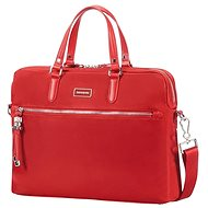 Samsonite Karissa Biz BAILHANDLE 15.6 Formula Red