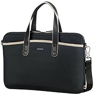 Samsonite Nefti BAILHANDLE 15,6 Black/Sand