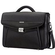 Samsonite Desklite Briefcase 2 Gussets 15.6 Black