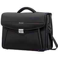 Samsonite Desklite Briefcase 3 Gussets 15,6 Black
