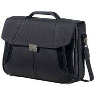 Samsonite XBR Briefcase 2 Gussets 15,6 čierna