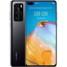 Huawei P40 čierny