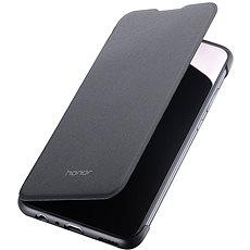 Honor 10 Lite Flip cover Black