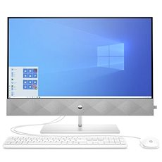 HP Pavilion 27-d0002nc Touch White