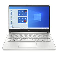 HP 14s-dq1001nc Natural Silver