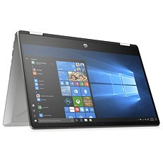 HP Pavilion x360 14-dh0009nc Mineral Silver Touch