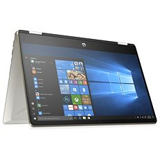 HP Pavilion x360 14-dh0011nc Warm Gold Touch